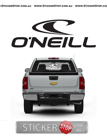 O'Neill Sticker