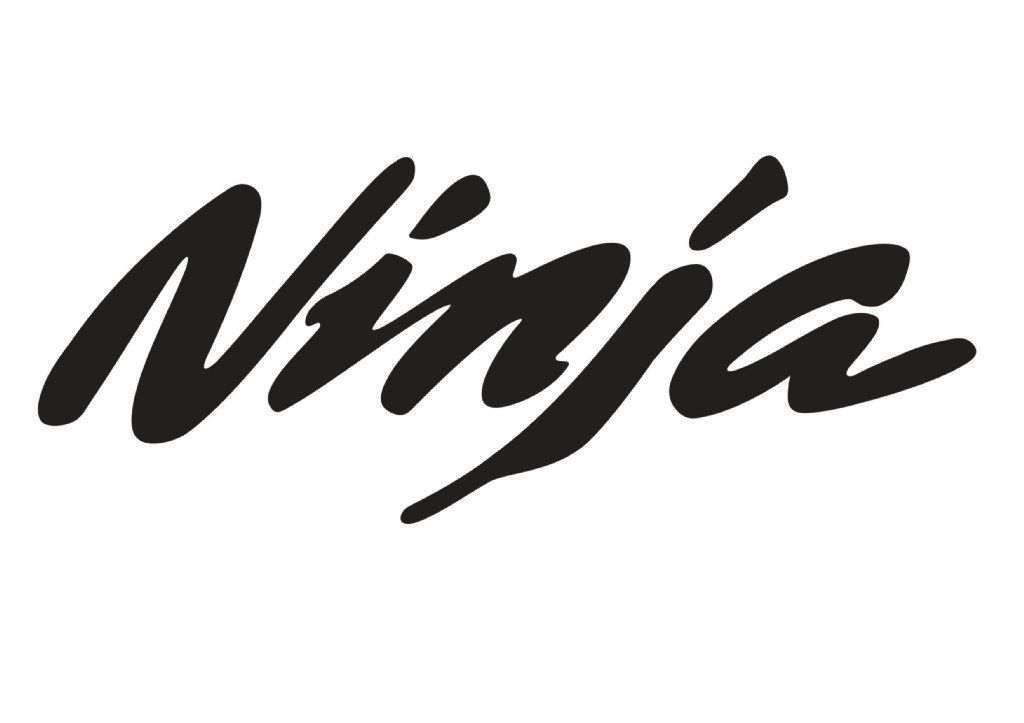 Ninja (Smooth) Sticker