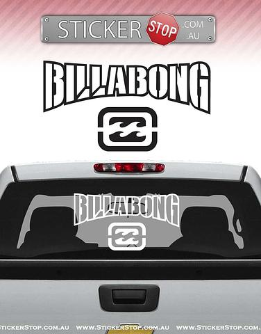 Billabong Sticker (Old Version)