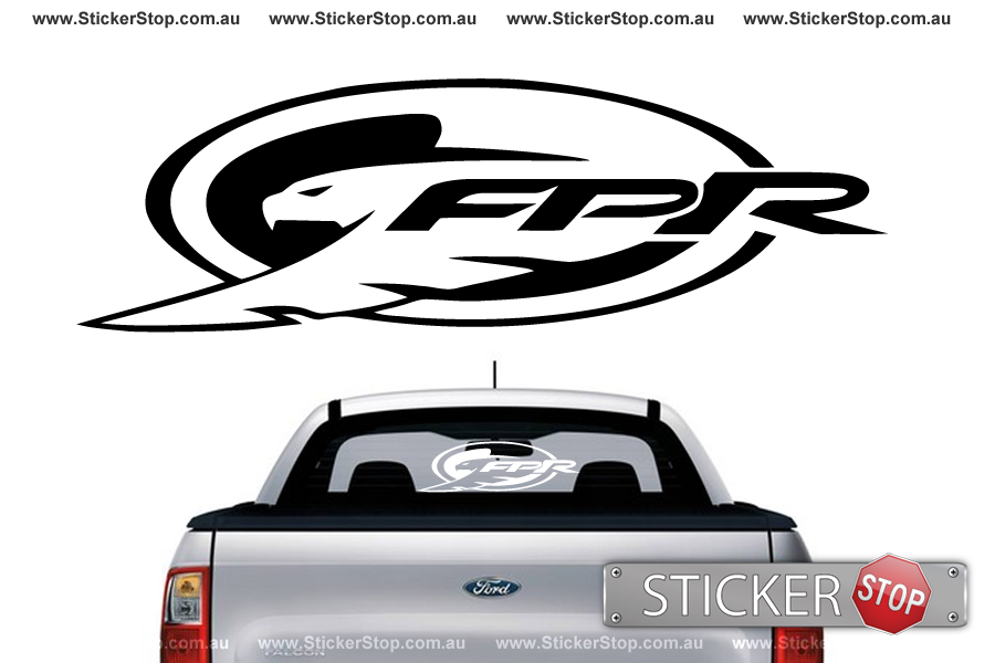 Ford Performance Racing (FPR) Sticker