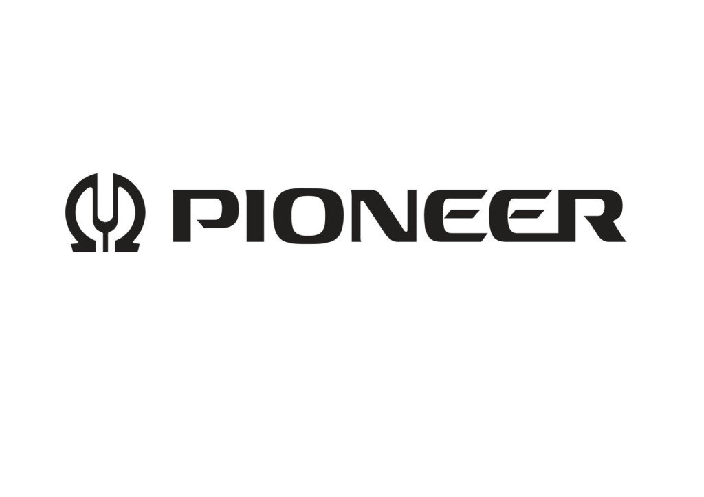 Pioneer Sticker (Old Version)