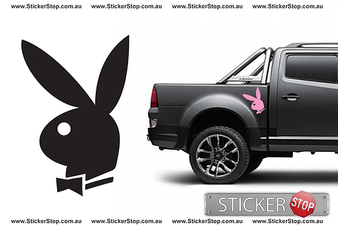 Playboy Bunny Sticker