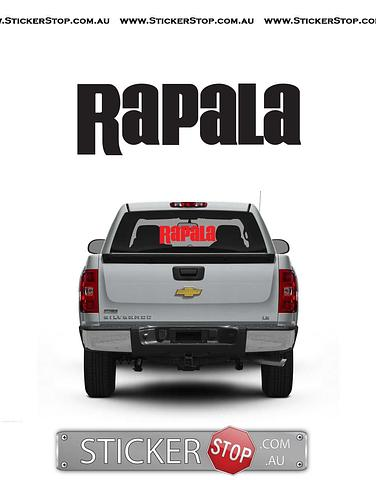 Rapala Sticker/Decal
